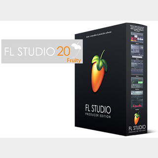 Image-LineFL Studio 20 Fruity 【御茶ノ水本店】