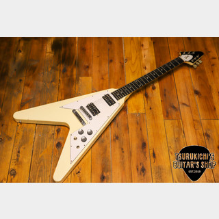 Gibson 2000 Gibson Flying V 67 Reissue/ Classic White ~ Ebony Fingerboard