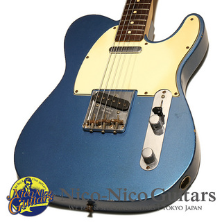 Fender Custom Shop  1963 Telecaster Relic (Lake Placid Blue)
