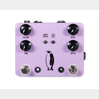 JHS Pedals Emperor (Analog Chorus/Vibrato with Tap Tempo)