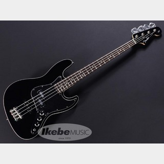 FenderMade in Japan Aerodyne II Jazz Bass (Black) 【即納可能】