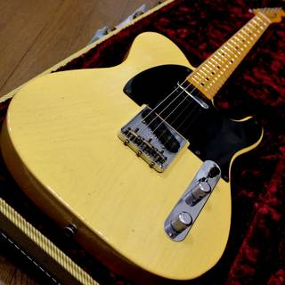 Fender Custom Shop 1951 Nocaster Journeyman Relic Blonde ジャーニーマンレリック2016年製です