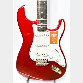 Fender Made in Japan Traditional 60s Stratocaster / CAR 【2/24(月・祝) 21:00までのタイムセール特価】