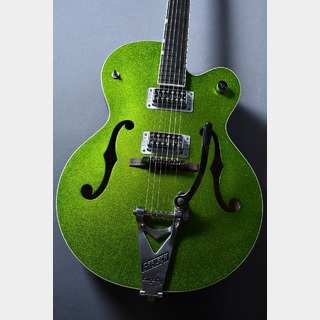 Gretsch G6120T-HR Hot Rod Extreme Coolant Green Sparkle【Brian Setzer誕生日記念おまけつき!】