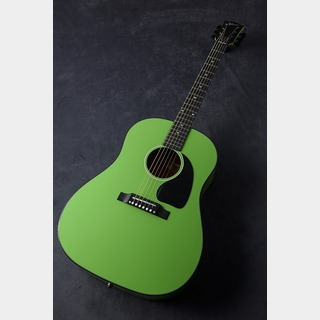 Gibson【純正ギグバッグプレゼント】J-45 NEON GREEN【限定特価!!】(演奏動画あり)