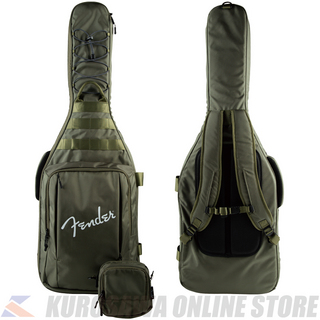 Fender Limited Edition Urban Gear Electric Guitar Gig Bag, Khaki (ご予約受付中)