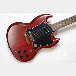 Gibson SG Faded T 2017 - Worn Cherry