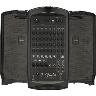 FenderPassport Venue Series 2 Black ポータブル PAセット