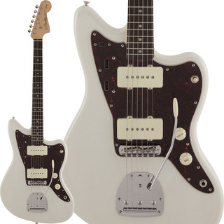 Fender Made in Japan Traditional 60s Jazzmaster (Olympic White) 【数量限定!ギターアンプ VOX Pathfinder10プレゼント!!】