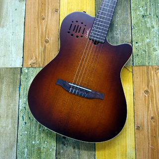Godin Multiac Nylon Encore Burnt Umber 【 数量限定モデル】