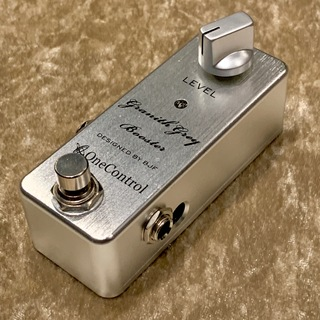 ONE CONTROL Granith Grey Booster【USED】