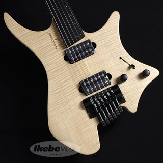 strandberg Boden Prog 6 Neck-Through Natural