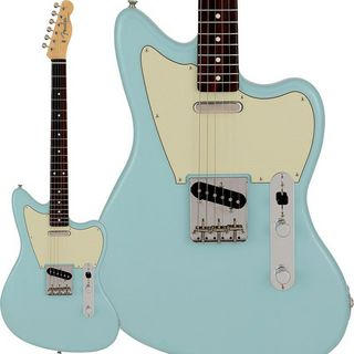 Fender Made in Japan 2021 Limited Offset Telecaster (Daphne Blue/ Rosewood Fingerboard)