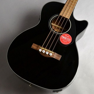 Fender CB-60SCE/Black エレアコベース
