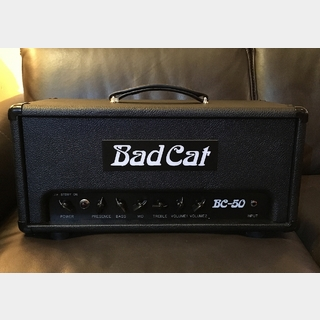 Bad CatBC-50 50W HEAD AMP