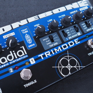 Radial Tone Bone TRIMODE