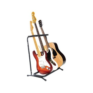Fender Multi-Stand 3-Space ギタースタンド