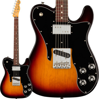 Fender USAAmerican Original 70s Telecaster Custom (3-Color Sunburst) [Made In USA]]【お取り寄せ品】