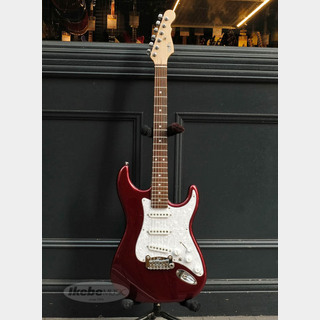 G&L Fullerton Series S-500 Basswood Body (Ruby Red Metallic/R)