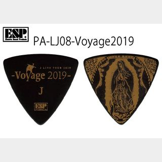 ESP ESP Signature Pick Series J Model PA-LJ08-Voyage2019