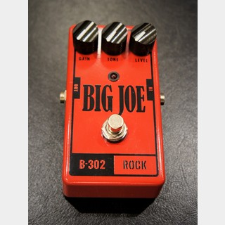BIG JOE Stompbox Company B-302 Rock