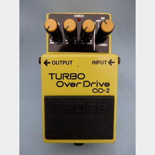 BOSS OD-2 TURBO Over Drive