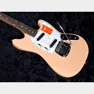 Fender Made in Japan Traditional 70s Mustang Flamingo Pink【週替わりセール!!】 【豊田店】