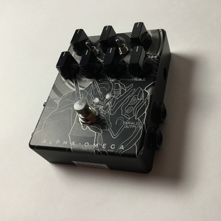 Darkglass ElectronicsDarkglass Electronics(ダークグラスエレクトロニクス)Alpha Omega  Japan Limited (EVA 初号機 VER.)