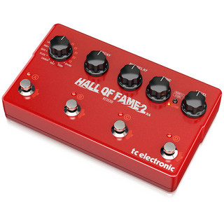 tc electronicHALL OF FAME 2 X4 REVERB ※国内正規品