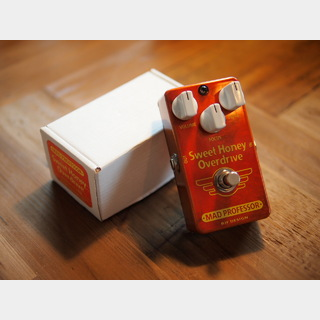 MAD PROFESSORSweet Honey Overdrive - Hand Wired (HW) #1006