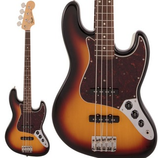 Fender Made in Japan Traditional 60s Jazz Bass (3-Color Sunburst) [新仕様]