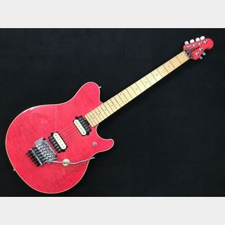 MUSIC MAN AXIS EX Translucent Pink