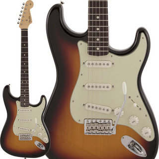 Fender Made in JapanTraditional 60s Stratocaster (3-Color Sunburst)