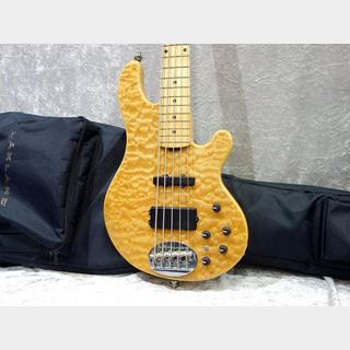 Lakland SL55-94 Deluxe Maple FB Natural Translucent【18回迄金利手数料無料!】