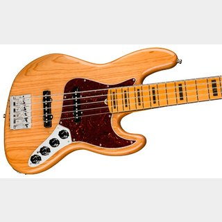 Fender American Ultra Jazz Bass V Maple Fingerboard Aged Natural 【御茶ノ水本店】