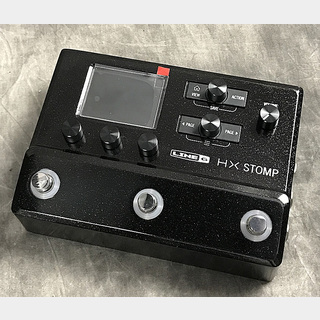 LINE 6 HX STOMP コンパクト プロフェッショナル ギタープロセッサー エフェクター 【新宿店】
