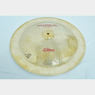 Zildjian ORIENTAL 20 CHINA TRASH 【福岡パルコ店】
