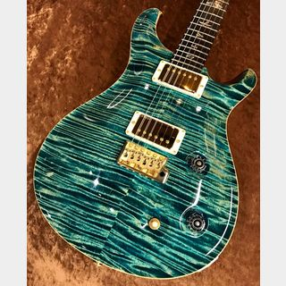 "Paul Reed Smith(PRS) Private Stock Custom 22 ""Brazilian Rosewood Neck & Fretboard"" #4483 -Bahama Blue- 【'2013USED】"