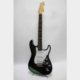 Fender Custom Shop Founders Design Sparkle Stratocaster Designed by Mark Kendrick / Golden Teal Sparkle Burst