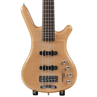 Warwick Rockbass Corvette Premium 5 Natural High Polish 5弦エレキベース アウトレット