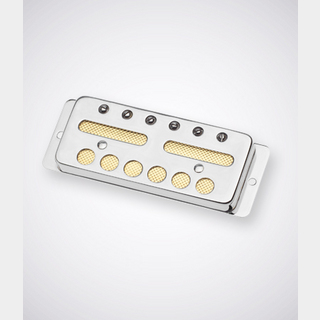LOLLAR PICKUPS Gold Foil (Standard Mount/Neck/Nickel)