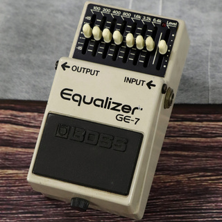 BOSS GE-7 Equalizer 【梅田店】