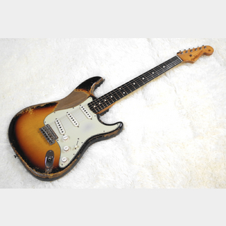 Fender Custom Shop MBS 1961 Stratocaster Ultra Heavey Relic 3CS by Dale Wilson