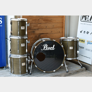 PearlZenithal Resonator ZC Series Drums Shell MC