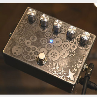9OVERDRIVE9 Planet Nine Bass OverDrive 【心斎橋店】