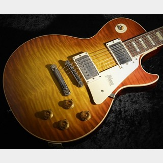 Gibson Custom Shop Historic Collection 1959 Les Paul Standard VOS Iced Tea Burst 2020 (#90033)