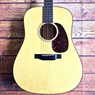 Martin Custom Shop CTM D-18 2018 Martin Factory Order Tour 限定モデル