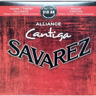 SAVAREZ510 AR NORMAL TENSION Alliance&Cantiga クラシックギター弦