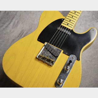 Fender Custom ShopMaster Built  Telecaster Journeyman Relic -Butterscotch Blonde- by Jason Smith [3.27kg]