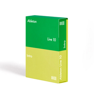 AbletonLive10 Intro